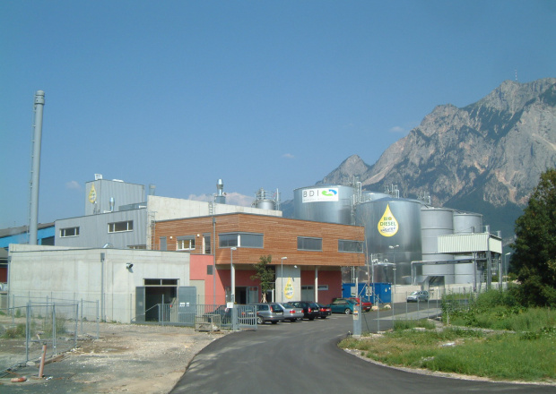 2003: Completion and relocation to a new company building with an industrial laboratory in Raaba-Grambach (Austria)  Opening of another Multi-Feedstock BioDiesel plant in Arnoldstein (Austria)