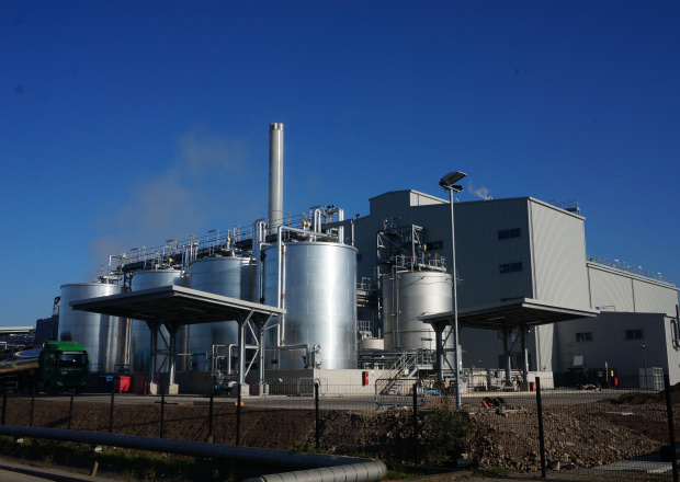 2017: Commissioning of a Multi-Feedstock BioDiesel plant in Stanlow (Great Britain)